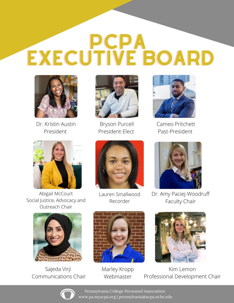 PCPA Executive Board